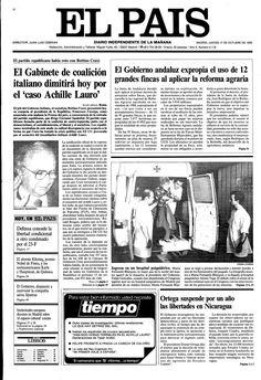 17 de Octubre de 1985