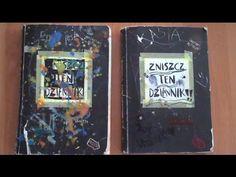 Zniszcz ten dziennik razem z siostrą! #zniszcztendziennik #kerismith #wreckthisjournal