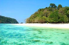 Thailand, Krabi, Ko Rok