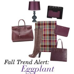 Fall Trend Alert: Eggplant!