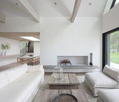Home Design, Nordic Design, Interior Design, Design Design, Scandinavian Design, Minimal Home, Exterior Cladding, Interior And Exterior, Minimalism