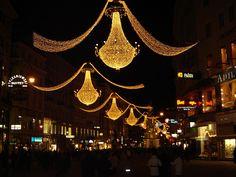 Alexandra D. Foster Destinations Perfected: Vienna, Austria - Christmas in Vienna
