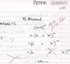15 Funny Exam Answers (exam answers, funny exam, funny test answers) - ODDEE