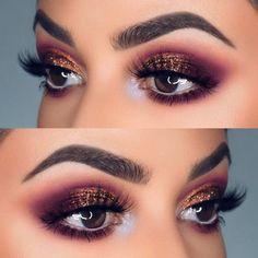 Extraordinary Smokey Eye For Brown Eyes