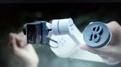 Aetho 3 axis brushless GoPro gimbal