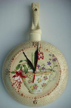 relojes,deco y pintura