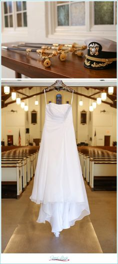 travel themed wedding, bride and groom, Naval Station Norfolk Chapel, Fresh Look Photography, Vivid Expressions, travel wedding, mr and mrs, just married, wedding dress