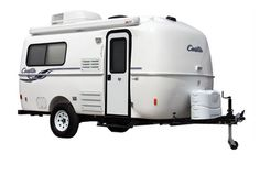 Small travel trailers that are easily towable with small cars and trucks. Casita Travel Trailers – America's favorite since Trailers Camping, Best Travel Trailers, Small Camper Trailers, Lightweight Travel Trailers, Tiny Camper, Small Trailer, Small Campers, Cool Campers, Rv Campers