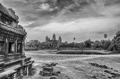 Angkor Wat Photo Cambodia Photography Asia by GCFPhotography