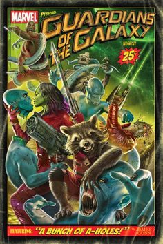 vintage-style-comic-poster-for-guardians-of-the-galaxy-fan-made
