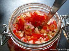 Som tilbehør til et tex-mex måltid hører det med en god salsa. Tex Mex, Low Carb Keto, Food Inspiration, Vegan Recipes, Vegan Food, Tapas, Seafood, Food Photography, Food Porn