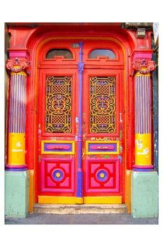 Door to a Colourful life