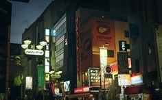 Shibuya lights by alien-tree-sap.deviantart.com on @deviantART