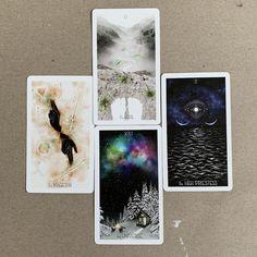 Best Tarot Decks, Tarot Card Decks, Divination Cards, Tarot Cards, Moon Astrology, Oracle Tarot, Tarot Learning, Tarot Spreads, Visionary Art