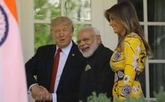 Latest Breaking News ! World News  #President #Trump and First Lady #Melania give #PM #Modi a #warm welcome at the #White #House  The #leaders of the #world's two largest #democracies are looking to expand ties on defense and #fighting #terrorism, but strains are likely on trade........,,,,,,,,,,full story here http://bit.ly/2saua9z   #Latest #Breaking #News ! #Local #Free