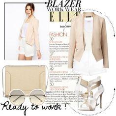 Blazer-Work Wear