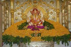 Shrimant Dagdusheth Halwai Ganpati, Pune, Maharashtra India: 11000Mangoes darshan Dagdusheth Ganpati, Ganesh Photo, Jai Ganesh, Lord Ganesha Paintings, Mythology, Taj Mahal, Celebrities, Pictures, Brain Food