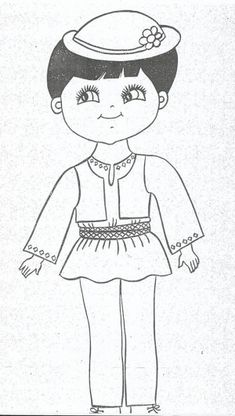 costum popular de colorat Crafts For Kids To Make, Projects For Kids, Kids Crafts, Teaching Kindergarten, Preschool, Coloring Books, Coloring Pages, Transylvania Romania, Working Moms