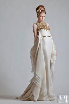 كريكور جبوتيان [Krikor Jabotian] - أزياء راقية - 2013 collection - http://www.lebanese-fashion.com/fashion/couture-1/independant-designers/krikor-jabotian-3388