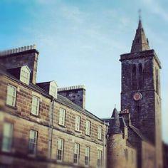 St Andrews University, North Street