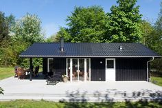 This lovely pair of beach houses, sleeping up to 10 + 1, is 50km from Copenhagen, surrounded by gardens and has a beach 500m away.