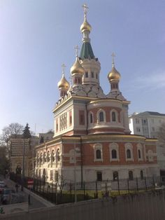 Russian Orthodox Cathedrals in Russia | Russian orthodox cathedral (Vienna)