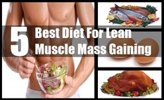 Lean Muscle Mass Gaining