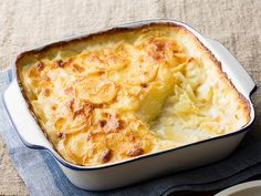 Scalloped Potatoes Recipe : Food Network Kitchen : Food Network - FoodNetwork.com