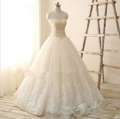 New Arrival Robe Mariage Fille Halter Bridal Gowns