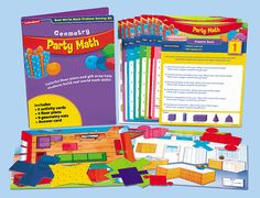 Party Math - Geometry Problem Solving Kit