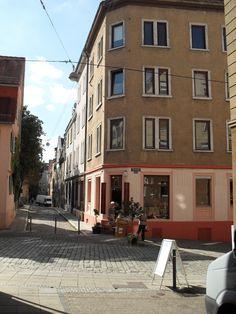 Rosenstraße / Weberstraße