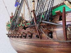 フリースランド(Friesland) 帆船模型_2