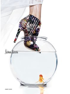 Neiman Marcus ad, Vogue USA March 2013