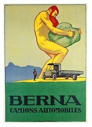 Berna Camions Autobiles - 1914.  Bis jetzt einer meiner Favoriten