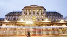 The Bank of  England in the Financial Centre  of London