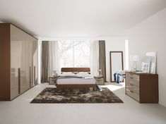 Cama Rovere Brown
