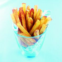 Frites au four Weight Watchers Recette | Weight Watchers