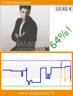A Contracorriente (CD). Réduction de 64%! Prix actuel 13,62 €, l'ancien prix était de 37,95 €. http://www.adquisitio.fr/universal-music-spain-sl/a-contracorriente