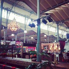 Immer wieder einen Besuch wert - #arminiusmarkthalle #berlin #Eventlocation