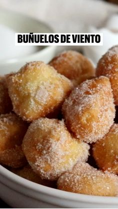 Delicious Desserts, Dessert Recipes, Snack Recipes, Easy Cooking, Cooking Recipes, Good Food, Yummy Food, Tasty, Beignets