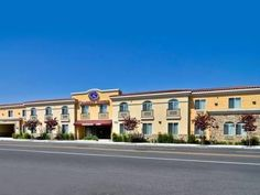 La Puente (CA) Comfort Suites Near Industry Hills Expo Center United States, North America Comfort Suites Near Industry Hills Expo Center is conveniently located in the popular La Puente area. The hotel offers a high standard of service and amenities to suit the individual needs of all travelers. 24-hour front desk, facilities for disabled guests, Wi-Fi in public areas, car park, newspapers are just some of the facilities on offer. Guestrooms are fitted with all the amenities ...