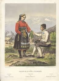 Vintage Norwegian postcard telemark - Google-søk