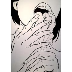 "7,067 отметок «Нравится», 68 комментариев — Pachu Torres Art (@pachu_m_torres) в Instagram: «[ORIGINAL ART ON SALE, DM IF YOU ARE INTERESTED] ""Is my viciousness losing ground (ground ground…»"