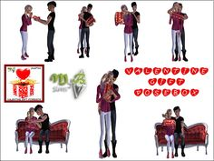 Valentine's Gift Posebox