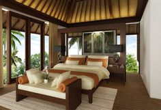 bali style bedrooms - Google Search