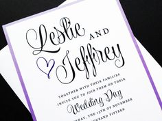 Wedding Wishes Wedding Invitation Suite  by LittleSparkCreations, $3.75