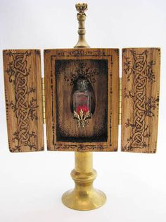 The Philosopher's Stone Reliquary by cackle
