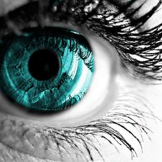 Browse Blue pictures, photos, images, GIFs, and videos on Photobucket Teal Eyes, Turquoise Eyes, Green Eyes, Gorgeous Eyes, Pretty Eyes, Color Cian, Rare Eyes, Blue Eye Color, Aesthetic Eyes