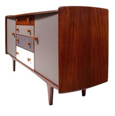 "Teak Sideboard ""Younger"" Painted c.1960"