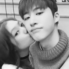 Hanbin x Jennie Kpop Couples, Cute Couples, K Pop, Ikon Wallpaper, Korean Products, Kim Hanbin, Cute Posts, Korean Couple, Ulzzang Couple
